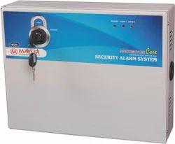 Key Operated Intrusion Alarm System