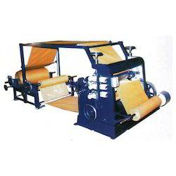 Vertical Type Corrugating Machine
