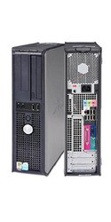 Dell 380 Computer With 15 LCD, Memory Size: 2GB