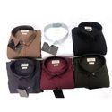 Cotton Formal Plain Men Shirt
