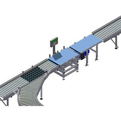 On Line Check Weighing System and Rejection System