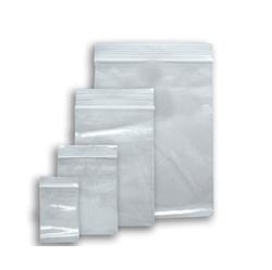 Pre Zip Lock Poly Packaging Bag