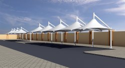 Car Parking Canopy