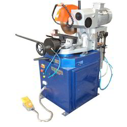 Semi Automatic Pipe Sawing Machine