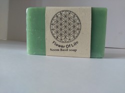 Natural Neem Basil soap