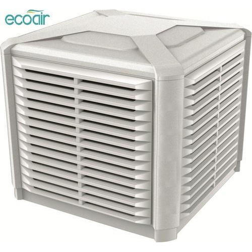 ECOAIR and Off White Humidity Control Industrial Duct Air Cooler