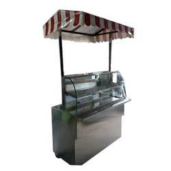 SS Panipuri Display Counter