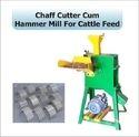 Chaff Cutter Cum Hammer Mill