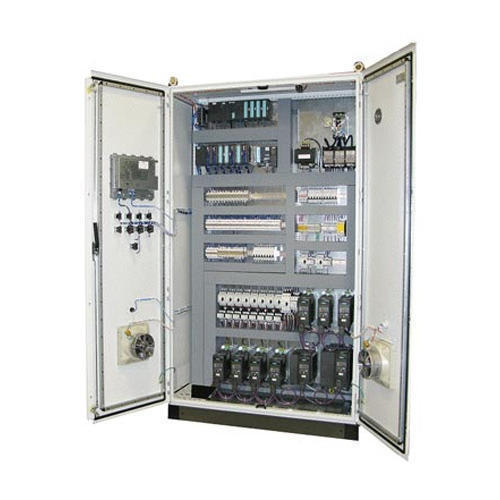 Industrial Power Distribution Control Panel