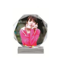Diamond Shape Acrylic Photo Frame