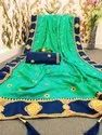 SANA SILK EMBROIDERY SAREE