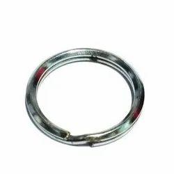 Sterling key ring