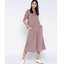 Mauve Clothing Set