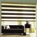 Wooden Modern Stylish Combi Zebra Blind, For Office
