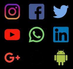 Internet Online Social Media Advertising, in Pan India