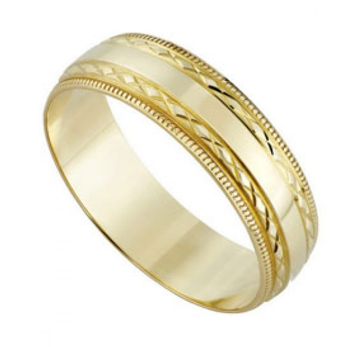 Men Gold Ring Gold & Gold Jewellery