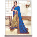 Border, Embroidered Women Bordered Saree