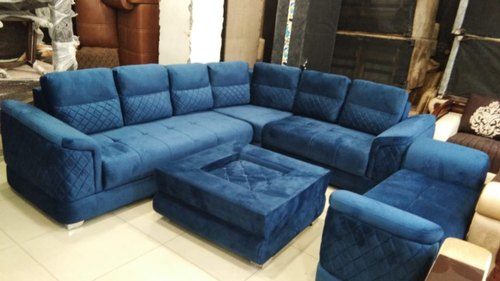 Sps Modern Fabric Sofa 10 Seater For