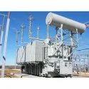Electric Substation Transformer