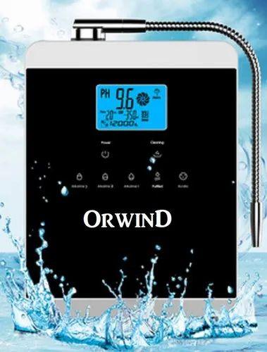 Orwind Alkaline Water Ionizer Machine Rs 250000 Piece