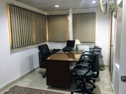Designed Executive Office In CP