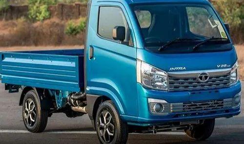 Distribution Tata Intra V-30 pick up truck, 70 Hp, 80