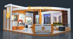 3d Exhibition Stall Service