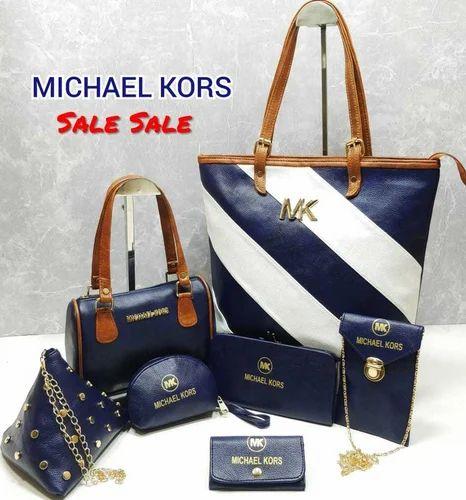 96dcad332e1c Michael Kors Set Of Seven Hand Bags at Rs 900  piece