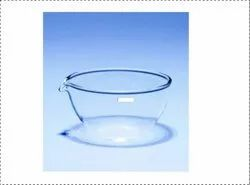 Flat Bottom Evaporating Basin With Spout