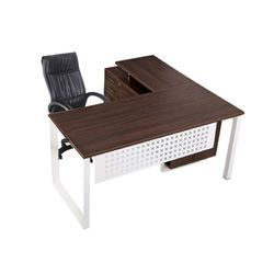 L Shape Office Table