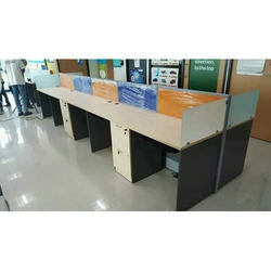 Wood Professional Office Furniture, Height: 2.5 feet