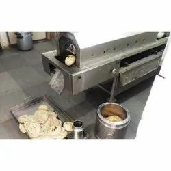 Ss Conveyor Type Commercial Roti Maker, For Chapati Making, Capacity: 1000.0 Chapatis per hour
