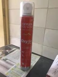Disposable Oxygen Canister