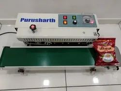 Horizontal Continuous Bag Sealer