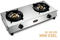 Double Burner Gas Stove SU 2B-205 Mini Excel