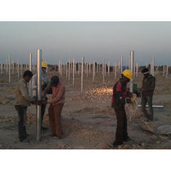Solar Power Plant Installation & Commissioning