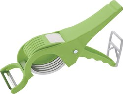 Vegetable Fruit Cutter and Peeler 2 in 1