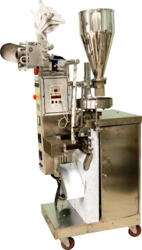 Automated Form Fill Seal Machine