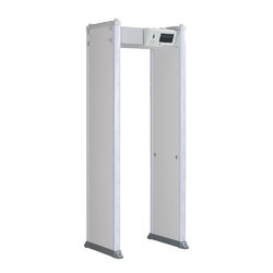 Door Frame Walk Through Metal Detector 24 Alarm Zones Sound