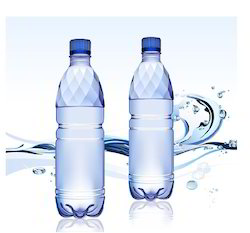 Plastic Mineral Water Bottle, Capacity: 1 Liter