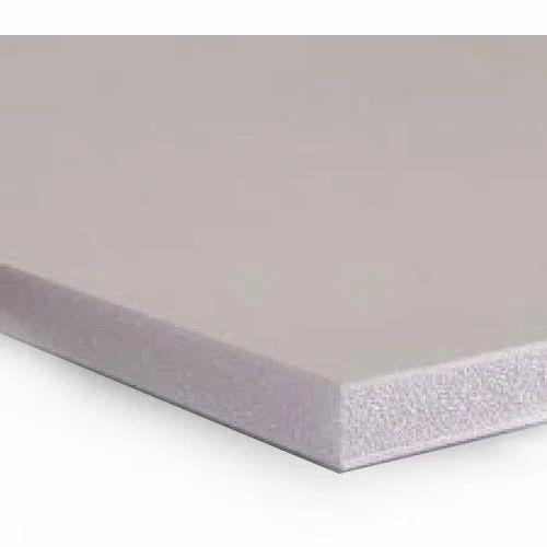White Pvc Foam Board Sheet 1 80mm To 15 00mm Rs 1000 Sheet Id 17934983355