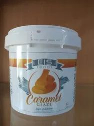 EIS Brown Caramel Glaze, Packaging Size: 2.5 Kg Bucket, Gel