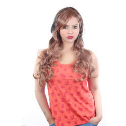 Long Curly Wavy Synthetic Wigs
