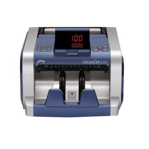 Godrej Crusader Lite Loose Note Counting Machine for Office
