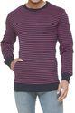 Trendy Striped Sweatshirt For Men