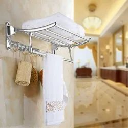 SS Square Towel Ring