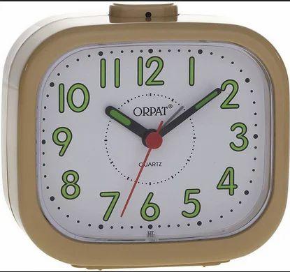 Orpat Table Clock