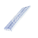Jrs Scaffolds Steel Plank Without Hooks, Usage: Construction