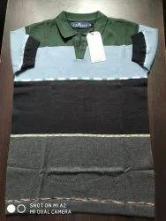 Half Sleeve Mens Sweat T Shirt, Size: Medium