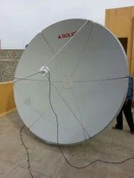 C Band Dish, 0-90 Deg C, -40 Deg C-+60 Deg C
